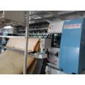 Haute vitesse Shutleless Machine de piquage multi-aiguille de chaînette pour matelas avancé 1200rmp