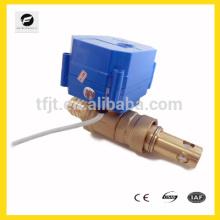 Válvula de control eléctrico por ángulo CWX-15N / Q para el sistema de control de agua