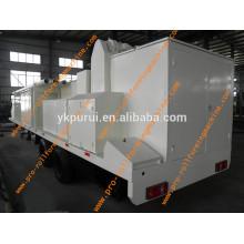 Máquina de formação de rolo de folha de cobertura de longo alcance / Máquina de formação de rolo de telhado de arco multiformato