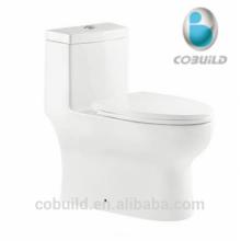 CB-9523S Western Het céramique salle de bains siphon UPC toilettes une pièce