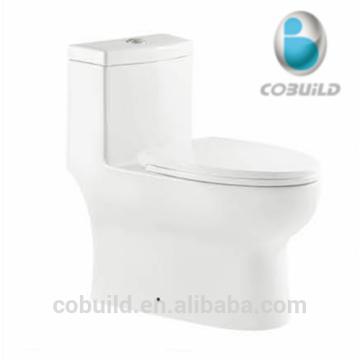 CB-9523S Western Het Keramik Badezimmer Siphon UPC Toilette ein Stück