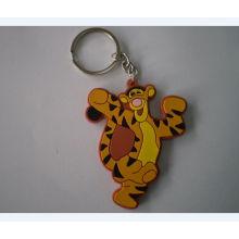 Peças do anel chave, chaveiro bonito dos desenhos animados (GZHY-KA-032)