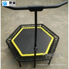 Spring Free Elastic Band Jumping Trampoline