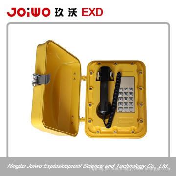 Wall Mounting SOS Emergency Call / Handler Weatherproof Telephone