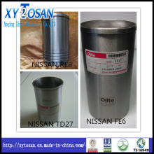 Engine Cylinder Liner for Nissan FE6 TD27 RE8