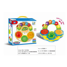 Battery Operated Toy Portable Drum Toy (H9258010)