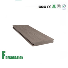 Eco Friendly Wooden Plastic Composite WPC Flooring Boards / Decking