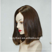 Un processed Natural Virgin Silk Top wig