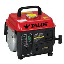 650 W Kleiner Benzingenerator / 0,8 kVA Generator für Hausgebrauch