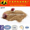 Walnut shell filter media for oily sewage