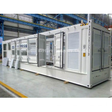 40ft Mobile Generator Container From Qingdao