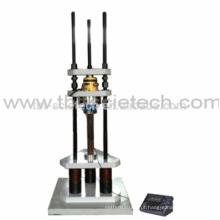 Máquina de teste de fluidos 1000kN hidráulica para betão