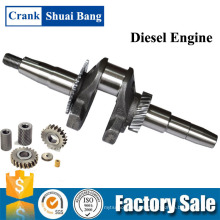 Shuaibang China Oem Made In China Gasoline High Suction Water Pump Crankshaft
