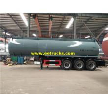 28500L Bulk HCl Tank Semi Trailers