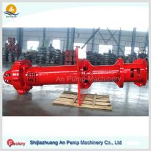 Pompe de soute submersible de l'industrie minière lourde