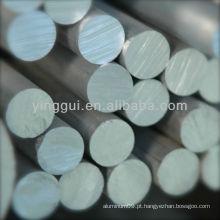 7055 barra redonda desenhada a frio em liga de alumínio