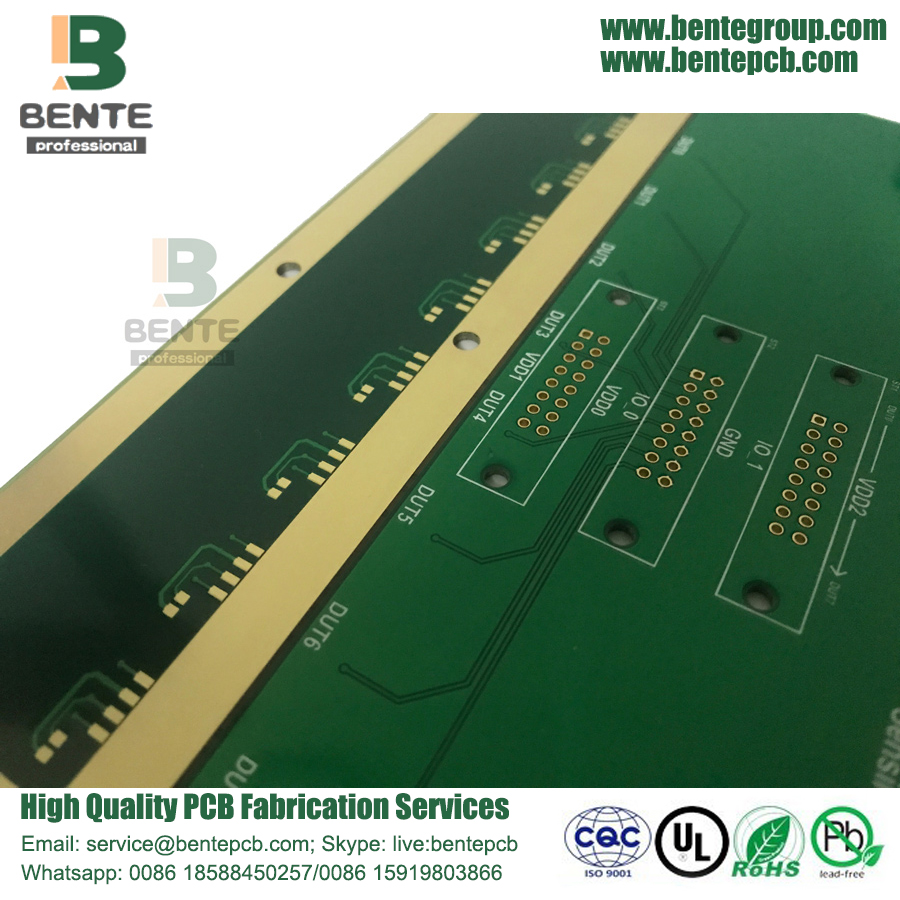 High-End Kundenspezifische FR4 Tg135 Low-Cost-PCB ISO 9001