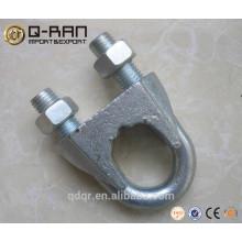 Cuerda de alambre DIN741/abrazadera abrazadera maleable