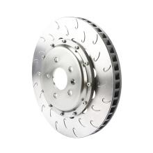 J hook Brake disc rotor 380*36mm For Big six piston brake calipers