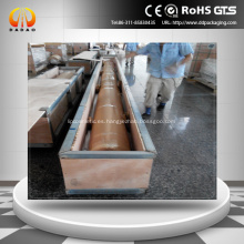 Transparent Eyeliner película de proyección de aluminio de 5 metros de ancho