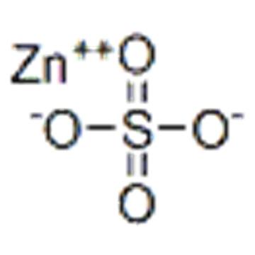 Sulfate de zinc CAS 7733-02-0