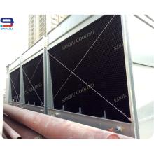 Tour de refroidissement ouverte en acier de 322 tonnes pour les systèmes de climatiseur central de VRF