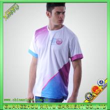 2016 Fashion Custom Digital Printing Men T Shirt