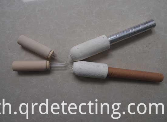 Non-splash Thermocouple