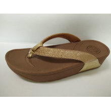 2016 Damen-Sommer-Pantoffel-Schuhe, Art- und Weisehefterzufuhr-Schuhe