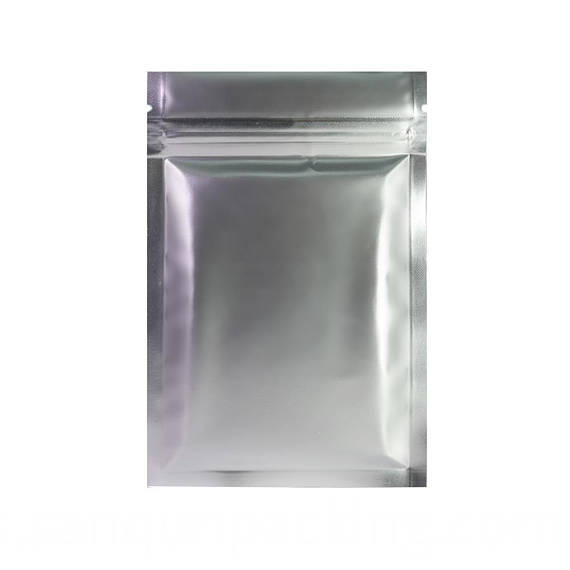 Aluminum Zip Lock Bag
