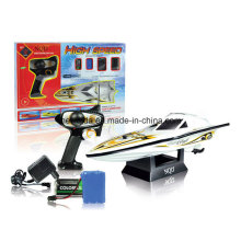 1/38 PVC Speed ​​Model RC Boats con doble motor