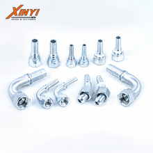Good Quality 26791 China Fitting 26791Hot Sells 90 Elbow Jic Female 74 Cone Seat Hose Fitting hydraulic hose fitting