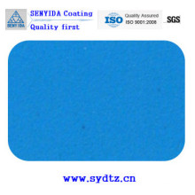 Powder Coating Paint of Transparent Blue