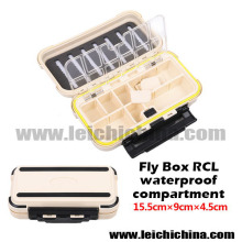 2016 New Waterproof Fly Fishing Box