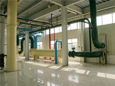 Solvent Condensation System