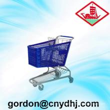 Good Quality Plastic Supermarket Carts Yd-P120
