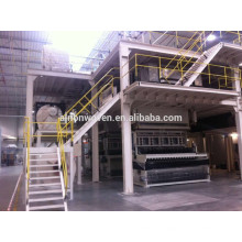 1600mm,2400mm,3200mm,4200mm Single S PP Spunbond Nonwoven Fabric Machine