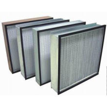 Air Conditioning Clean Room Air Filters H11 95% for Industr