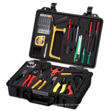 Kit de herramientas de fibra óptica con 26PCS