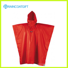 Durable Polyester PVC Men′s Rainwear (RPE-171)