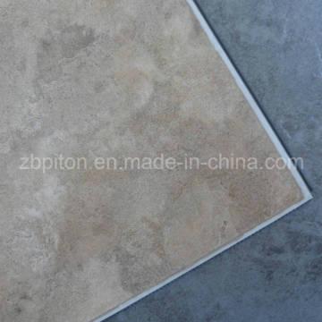 Azulejo de suelo de vinilo impermeable del medio ambiente
