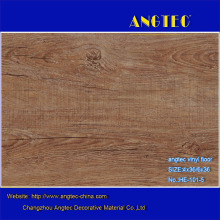 Matériau en PVC et en PVC Matériau Revêtement de sol en vinyle