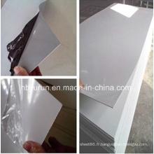 Panneau de PVC / panneau de PVC / feuille de PVC