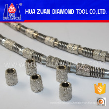 Vacuum Brazed Diamond Wire Saw on Sale