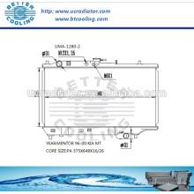 Radiador auto para MAZDA MENTOR 96-00 KIA MT
