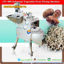 Gemüseschnitzel-Maschine für die Verarbeitung Schnitt-Karotte, Kartoffel, Taro, Frucht, Zwiebel, Mango, Ananas, Apfel, Schinken, Giantarum, Pawpaw