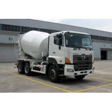 Hino 6X4 betoneira em boa qualidade com tecnologia japonesa