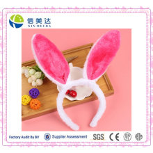 Cute Plush Rabbit Ear Headwear /Sexy Rabbit Cosplay Costume