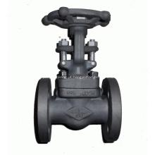 Válvula de porta de aço forjado API 602