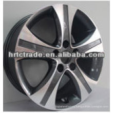 17 inch 2013 first 5 spokes alloy wheels for cars